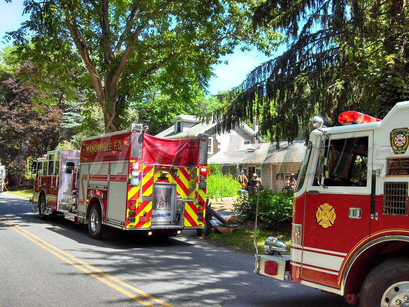 07-07-2013 1110 am Manorville House Fire on Wading River Manor Rd (1)