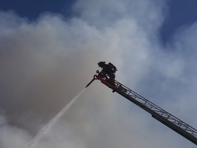 Northumberland County - Coal Twp. - Brady Fire Co. Fire - 8/16/2006