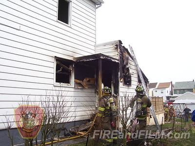 Schuylkill County- Frackville - WSF - 4/12/206