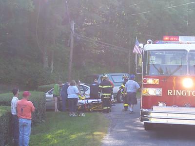 Schuylkill County- Union Twp. - MVA - August 2006