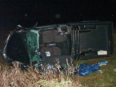 Schuylkill County - E. Union Twp. - MVA w/ entrapment - 11/17/2007