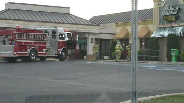 Clinton County - Porter Twp. - Electrical Fire