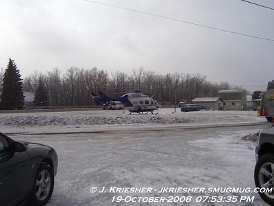 Columbia County - Wilburton - WSF with fatality x2 - 1/9/2009