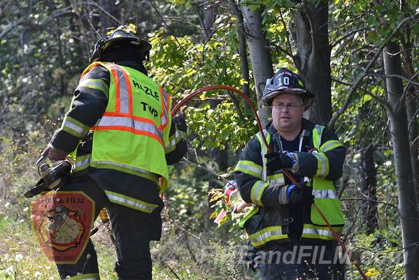 Luzerne County - Hazle Twp. - MVA w/ ejection & entrapment - 8/31/2012