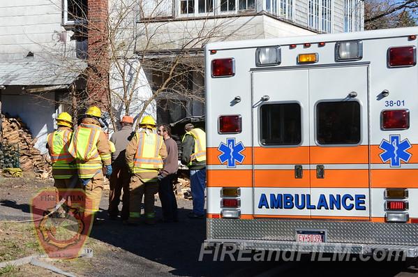 Schuylkill County - Butler Twp. - MVA - 11/14/2012