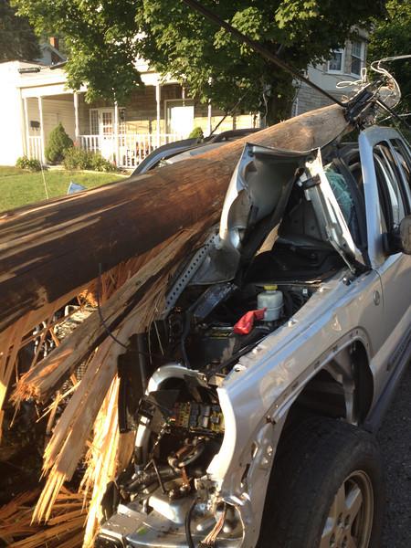 Schuylkill County - Butler Twp. - MVA - 9/13/2012