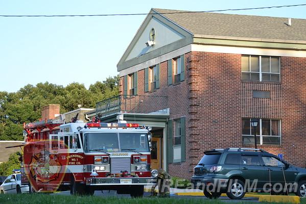 Schuylkill County - Frackville Borough - Smoke in a Nursing Home - 8/13/2012