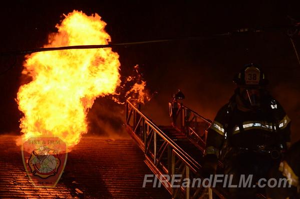 Schuylkill County - Girardville Borough - Dwelling Fire - 9/15/2012