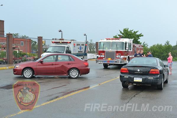 Schuylkill County - N. Castle Twp. - MVA w/ injury - 06/22/2012