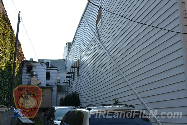 Schuylkill County - Shenandoah Borough - Building Collapse - 8/13/2012