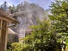 07-07-2013 1110 am Manorville House Fire on Wading River Manor Rd (9)