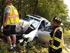07/27/2013 13:00 hrs Ridge MVA-MEDEVAC LIE Eastbound : At approx. 13:00 hrs. on 07/27/2013 a vehicle traveling east bound on the LIE (Rt. 495) lost control and slammed into a tree on the south side of the expressway just east of the William Floyd Pkwy. (LIE exit 68). The male driver was seriously injured and transported by ground to Peconic Bay Medical Center in Riverhead. The female passenger who was also seriously injured was MEDEVAC'd by Suffolk County Police Dept. helicopter to Stonybrook University Medical Center. The Ridge F.D. responded to the scene and operated under the command of Chief John Mirando III (05-22-30). S.C.P.D. Hgwy. and 7th Pct. units were also on scene and operated.