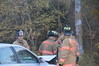 The Manorville F.D. and Manorville Community Ambulance responded to this accident, involving a Department of Environmental Conservation police vehicle, which occurred on 11/02/2013 at approx. 7:10a.m. on Rt. 111 and the south service road of the LIE. The DEC police vehicle flipped over as a result of the collision.