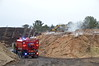 Numerous mulch piles on fire in Middle Island. Mutual aid provided by Yaphank, Ridge, Wading River, & Rocky Point fire dept.'s.