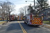 On New Years Day 01/01/2014 at approx. 11:10 hrs. the Riverhead F.D. and P.D. were notified of this structure fire on Riverside Dr. Upon arrival firefighters were met by a heavy fire load located mainly to the rear (exposure 3 side) of the bldg. Riverheads Bravest, under the command of Chief Raynor (06-02-30), made an aggressive interior attack and were able to knock the fire down about an hour later. At least one occupant was reportedly transported to the local hospital with 2nd degree burns. Riverhead F.D. received mutual aid from the Flanders, Jamesport, and Wading River F.D.'s & E.M.S. units to name a few.