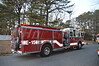 """01/08/2014 15:30 hrs. Rocky Point Oil Burner : On 01/08/2014 at approx. 15:30 hrs. the Rocky Point F.D, units from SCPD's 7th pct., and Sound Beach F.D. (on automatic mutual aid) responded to a reported vacant house fire at 10 The Bend in Shoreham. First arriving units encountered a heavy smoke condition and upon their primary search, found the cause to be a faulty oil burner. One 1 3/4"""" line was stretched and members made quick work of the situation. Rocky Points Chief McCarrick (5A-07-30) was in charge of the scene and reported no injuries."""