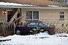 02/20/2014 16:15 hrs Mastic Beach car vs house-Lambui : Car strikes house in Mastic Beach Thursday, Feb. 20, 2014. The driver and passenger were injured when their car struck a house on the south-east corner of Mastic Beach Rd. and Washington Ave. at approx. 4:15 p.m. They were southbound on Mastic Beach Rd. when, the driver reportedly said, someone cut her off causing her to lose control. Both injured were taken to a local hospital by Mastic Beach Ambulance. Mastic Beach FD, SCPD 7th pct. officers, and the buildings dept. were also on scene.