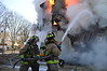 02/28/2014 11:00 hrs Mastic Fire Maple Ave-Lambui : House heavily damaged by fire in Shirley Friday, Feb. 28, 2014. Mastic firefighters responded to this house fire on Maple Ave. at approx. 11:00. One occupant was reportedly injured and taken to the hospital by ambulance. Fire dept.'s from Mastic Beach, Brookhaven, Center Moriches, Ridge, and Yaphank also responded.