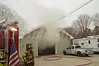 03/02/2014 14:15 hrs Medford Long Island Ave Fire-Lambui : The Medford Fire Dept. responded on 03/02/2014 at approx. 14:15 hrs. to this garage fire, behind a residence, located off Long Island Ave. in Medford. Due to a quick notification and the actions of Medford's Bravest, the fire was confined to a small area of the garage and did not extend any further to the structure.