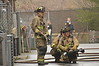 04/08/2014 1220 hrs Mastic Fulton & Montauk Gas Leak-Lambui : Tuesday April 8, 2014 The SCPD and Mastic FD were notified at approx. 12:20 hrs. of a propane gas leak located behind a row of stores on Montauk Hgwy. and Fulton Ave. Fire marshals and Paraco Gas Co. reps were also on scene attempting to mitigate the hazard. A few buildings were evacuated as a precaution.