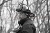 Yaphank brush fire Tuesday, April 22, 2014.  At approx. 4:00 p.m. the Yaphank F.D. responded for a brush fire located to the west of the Colonial Woods condo development off of Yaphank Woods Blvd. Chief Thomas Wood, of Yaphank F.D., was in charge of the scene and requested the Ridge, Middle Island, Mastic, and Mastic Beach fire departments to respond to the scene on mutual aid to assist in extinguishing the fire. Firefighters fought the blaze for about 2 1/2 hours. Officials on the scene estimate 5 acres or so were burned in the fire.