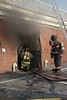 08/01/2014 08:15 hrs. Medford/Friendly's Fire-Lambui : Fire at Friendly's restaurant in Medford Friday, August 1, 2014.  Employees at the Friendly's restaurant in the Sunshine Square shopping mall called 9-1-1 at approx. 8:15 a.m. to report they had a fire, possibly caused by cooking oil, in their establishment on Sills Road (County Road 101/E. Patchogue-Yaphank Road). Upon fire dept. arrival, firefighters found the fire was located in the kitchen area with fire in the cockloft (attic space) of the commercial occupancy, with flames visible, at times, through the roof. Units from the Medford F.D. and Yaphank F.D. responded to the scene as well as SCPD and the fire marshals office. No injuries were reported at this time.