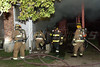 08/21/2014 22:00 hrs. Mastic fire-Lambui : Basement fire in Mastic Thursday, August 21, 2014.  Basement fire occurred in a house at 167 Lexington Road in Mastic/Shirley. The Mastic F.D. was notified at approx. 10:00 p.m. and responded. The fire was so intense it burned through the basement ceiling into a section of the first floor rooms. Brookhaven, Mastic Beach, and Center Moriches F.D.'s also responded on mutual aid. Chief Greg Amato of the Mastic F.D. (05-12-30) was in charge of the scene. No injuries at this time.