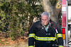 House damaged by fire in East Moriches Monday, December 15, 2014. At approx. 14:00 hrs. the East Moriches F.D. was notified of a possible house fire on Pine Edge Drive between Sheffield Lane and Newpoint Lane. C.M.F.D.'s 1st arriving unit transmitted a 13/35 for a working structure fire. C.M.F.D. Chief Bryan Kelly, who was in charge of the fire, requested mutual aid and Eastport and Center Moriches F.D.'s responded to the scene, while Manorville responded to E.M.F.D.'s quarters to stand-by. The fire, which is believed to have possibly started in home's stove, gutted the kitchen and damaged a major portion of the house. There were no injuries reported at this time and the fire marshal's office is investigating.