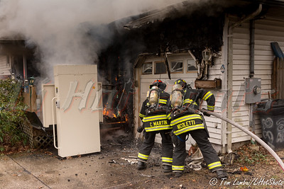12/20/2014 14:20 hrs. Brookhaven F.D. House Fire