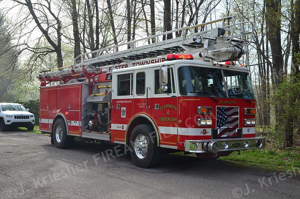 Luzerne County - White Haven Borough - Dwelling Fire - 05/12/2014