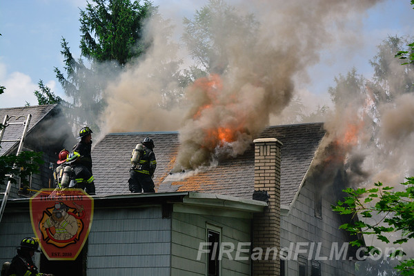 Northumberland County - Mt. Carmel Twp. - Dwelling Fire - 06/29/2014