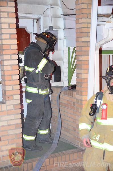 Schuylkill County - Shenandoah Borough - Dwelling Fire - 01/17/14