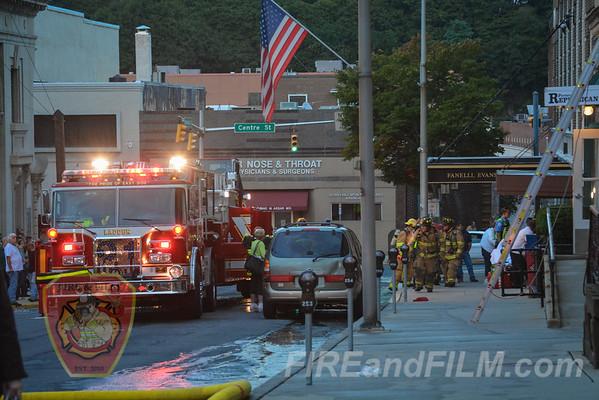 Schuylkill County - City of Pottsville - 09/19/2014