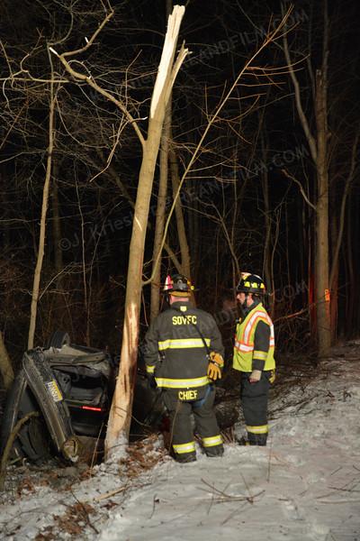 Schuylkill County - E. Union Twp. - MVA - 01/29/2014