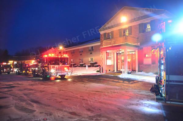 Schuylkill County - Frackville Borough - 01/25/2014