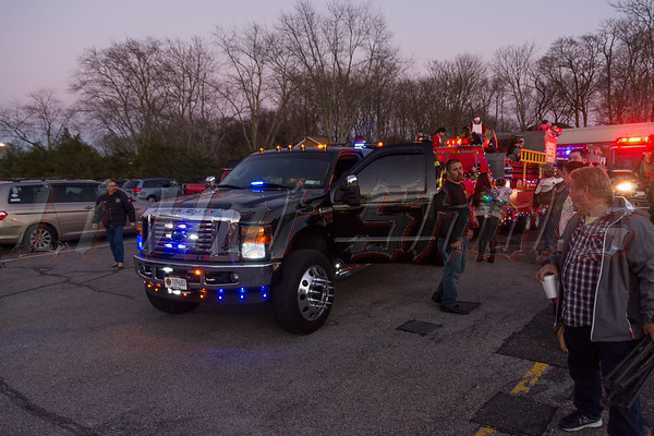 12/5/2015 Yaphank Fire Dept. Christmas Parade