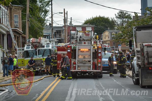 Schuylkill County - Schuylkill Haven - Dwelling Fire - 10/06/2015