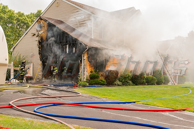 07/30/2016 Center Moriches F.D. House Fire