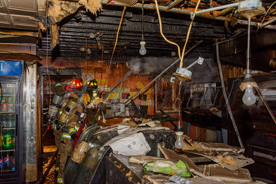10/30/2016 Commercial Fire in Valentina Brick Oven