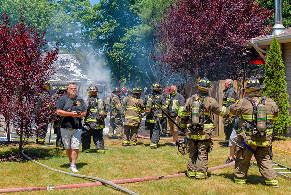 6/24/2016 Eastport Structure Fire
