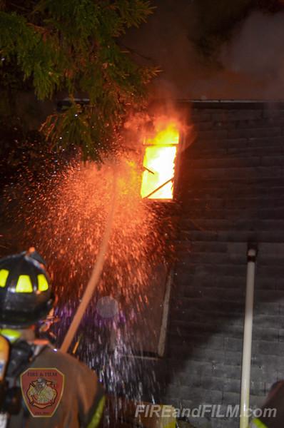 Schuylkill County - Mahanoy City - Dwelling Fire - 10/27/2016