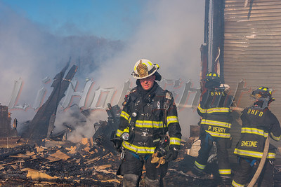 4/18/2017 Mastic Beach Commercial Structure Fire
