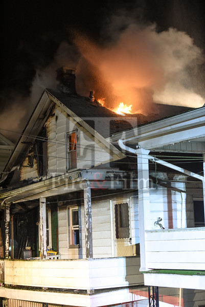 Schuylkill County - West Mahanoy Twp. - Dwelling Fire - 10/30/2017