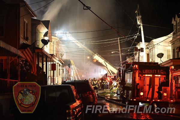 Schuylkill County - Schuylkill Haven - 2 Alarm House Fire - 09/21/2017