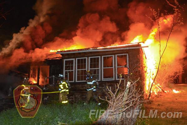 Luzerne County - Sugarloaf Twp. - Dwelling Fire - 04/30/2017