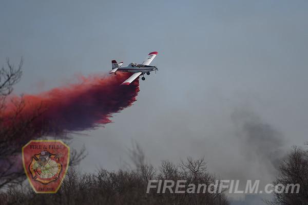 Luzerne County - Hazle Twp. - Brush Fire - 05/02/2018