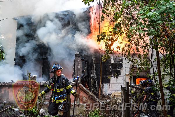 Schuylkill County - Gilberton Borough - Dwelling Fire - 06/10/2018