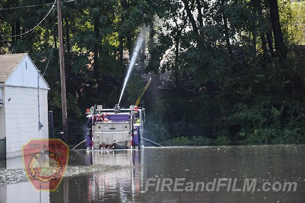 Schuylkill County - Gilberton - Flooding - 08/15/2018