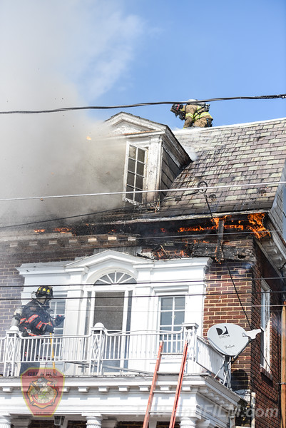 Schuylkill County - Shenandoah Borough - Dwelling Fire - 08/28/2018