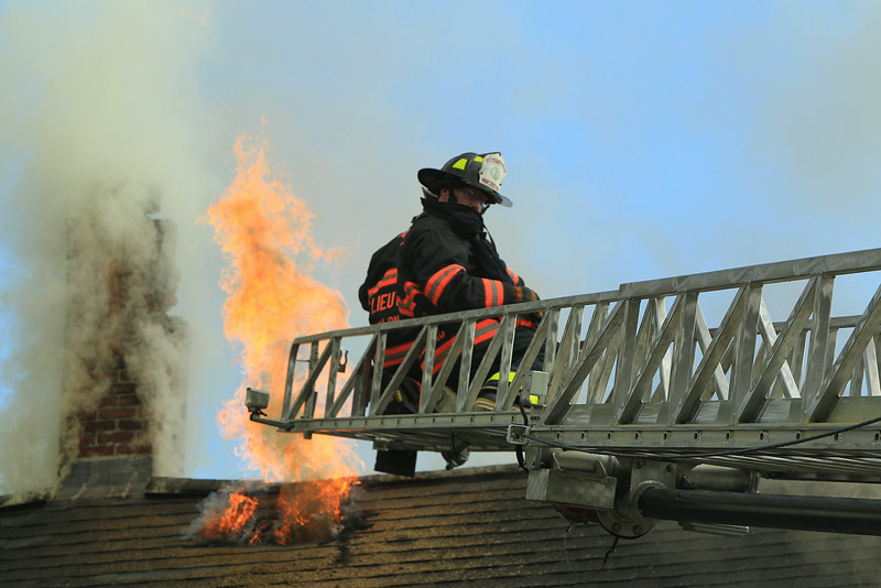 Another roof shot<br /> <br /> Photo Scott LaPrade